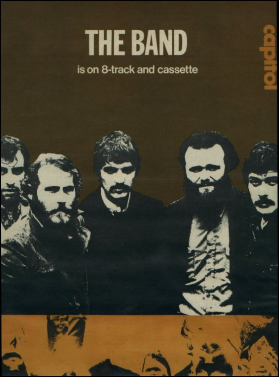 The Band The Brown Album