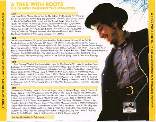 Bob Dylan: A Tree With Roots