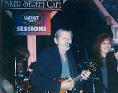 [Levon Helm and the Crowmatix, Tinker Street Cafe, 03/07/98]