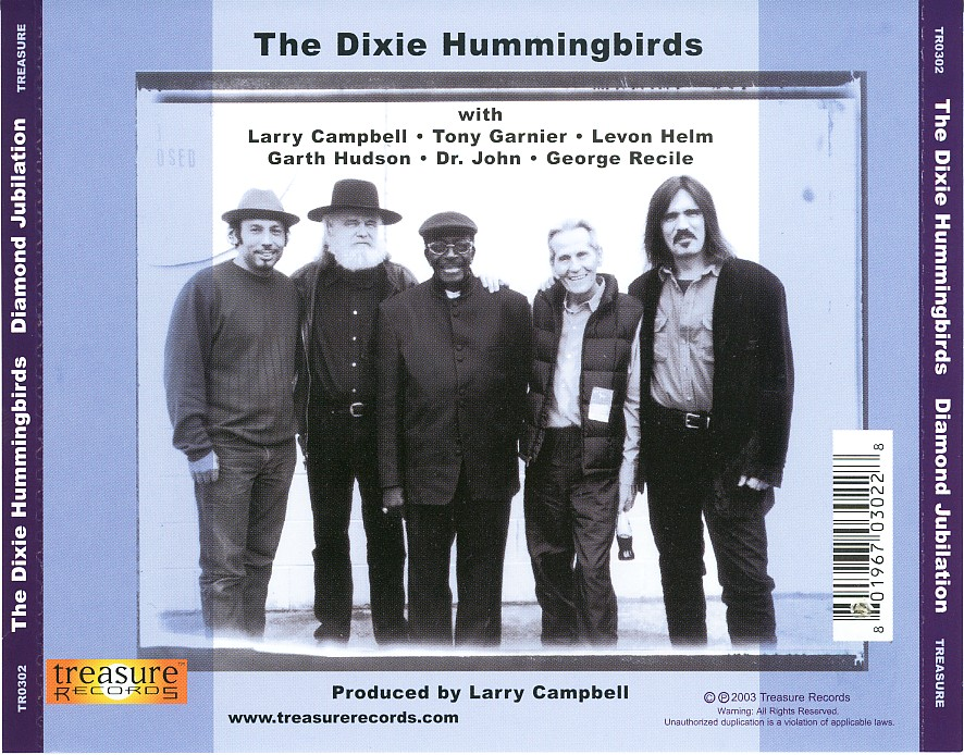 The Dixie Hummingbirds In The Morning