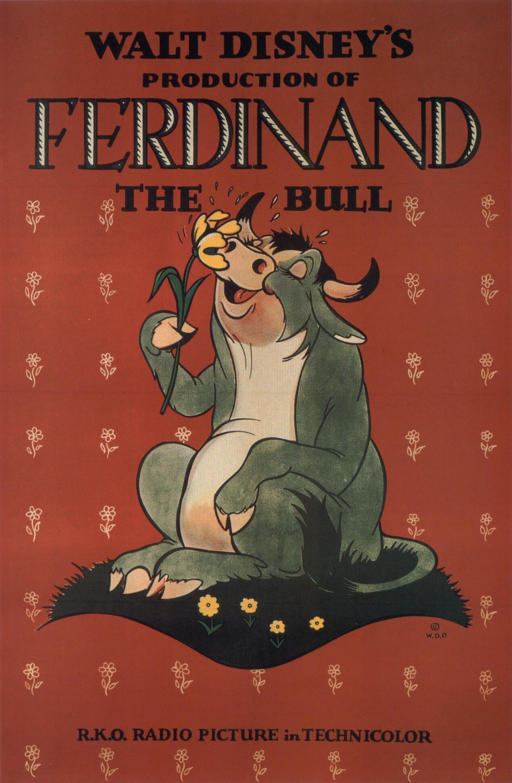 Sadavid ferdinand the imposter disneyfied in 1938 as hexwebz Gallery