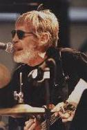 [Photo of Levon Helm, 1996]