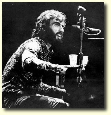 [Richard Manuel, Brooklyn Academy of Music, Dec 1971. Photo by Ernst Haas]