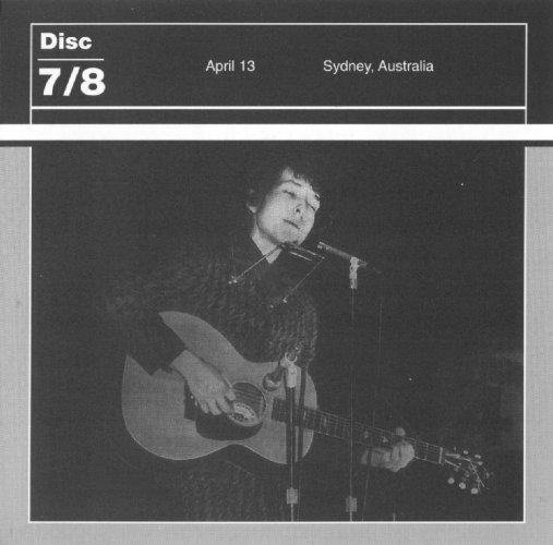 Bob Dylan in Sydney 1966 - Bootlegcover