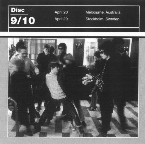 Bob Dylan in Stockholm 1966 - Bootlegcover