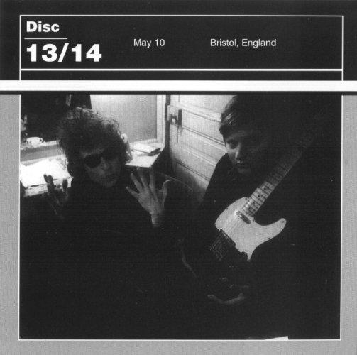 Bob Dylan in Bristol 1966 - Bootlegcover