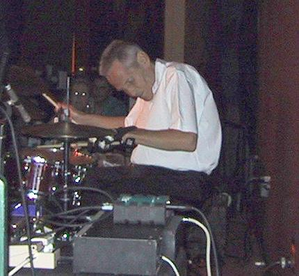 Levon Helm & the Barn Burners, 08.14.2002
