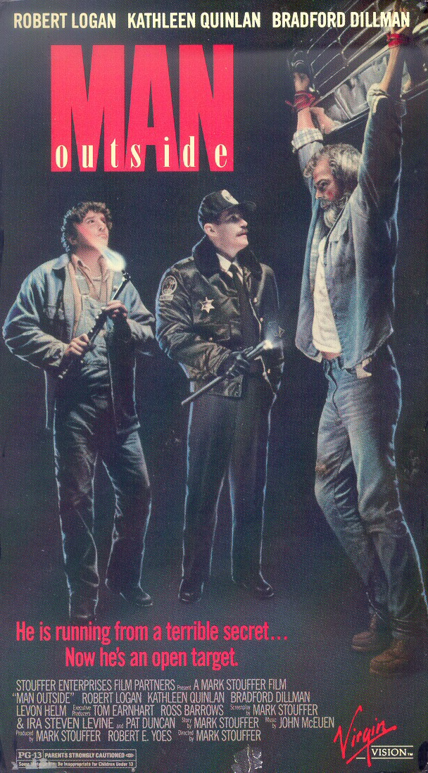 Risultati immagini per man outside film 1986 locandina