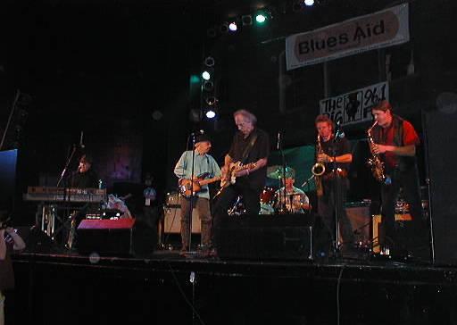Blues Aid 2001 Memphis
