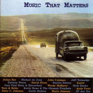Various - Music Matters - Christmas 2002