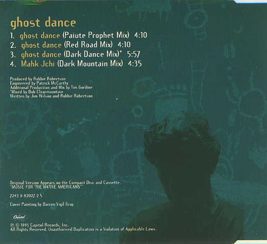the ghost dance the politics of Putting party politics at the center of the ghost dance is a novel approach and not without merit richardson's careful reading of the period press provides her with abundant detail into party infighting, which she narrates well.