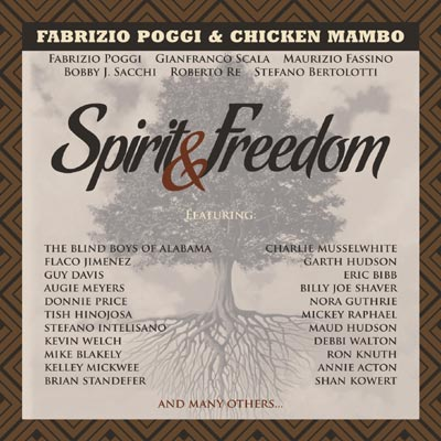 Fabrizio Poggi - Chicken Mambo - Spirit and Freedom