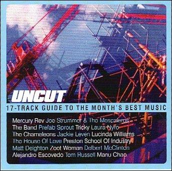 Quot Uncut Quot Cover Disc September 2001