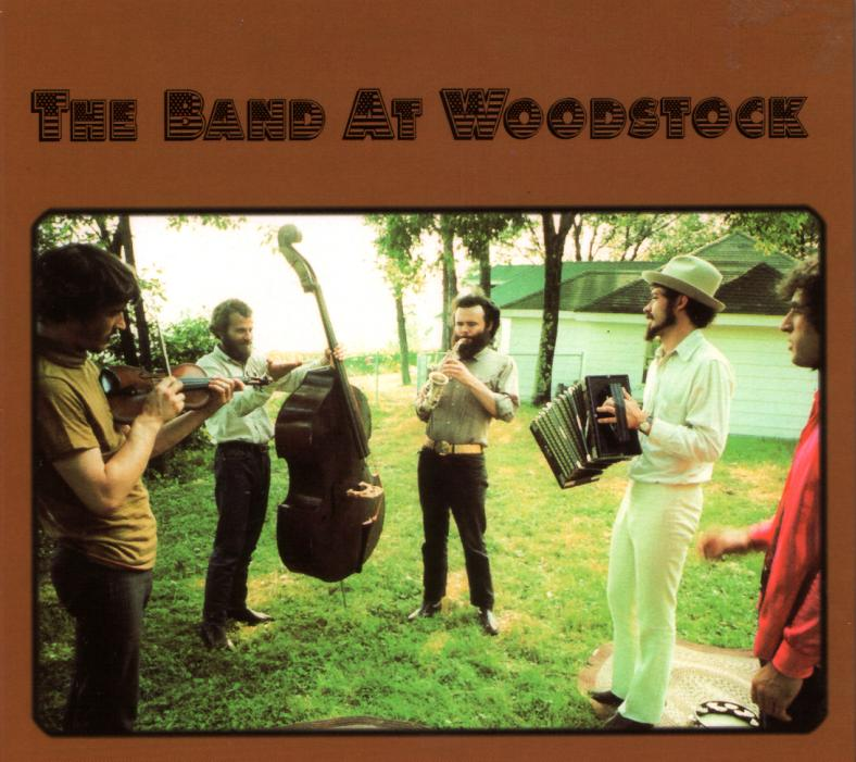 The Band at Woodstock