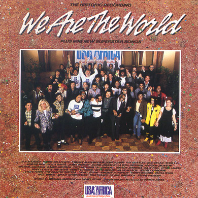 Various Artists We Are the World